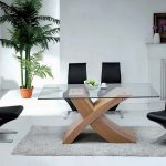X (tremely good) contemporary dining set