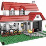 James May building lifesize Lego house