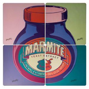 Marmite placemats
