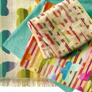 Missoni Jospehine towels