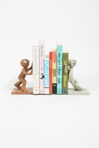Morph and Chas bookends