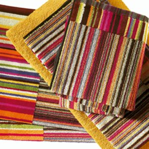 Jazz towels by Missoni Home