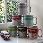 camper-van-mug-set