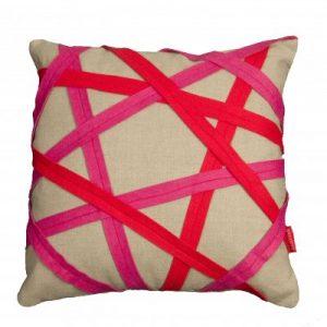 Contemporary Cushlab binding cushion