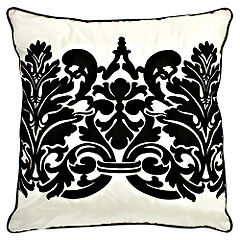 Sainsbury's Monochrome cushion