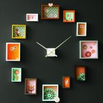 DIY passe partout Karlsson wall clock