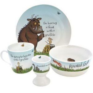 Gruffalo breakfast set