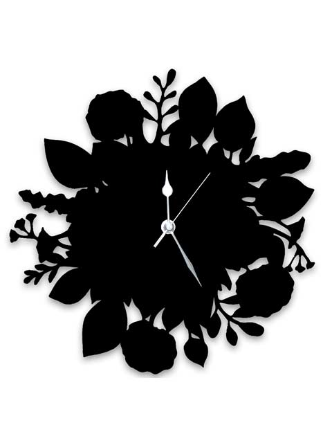 Designer bouquet clock from Hunkydory Home
