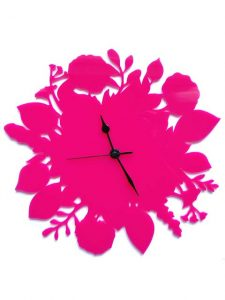 bouquet-clock-pink