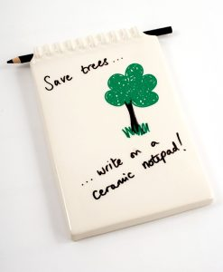 Eco-friendly notepad