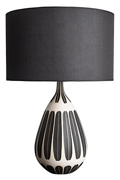 Stylish monotone lamp