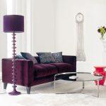 Snooze velvet sofa from Graham and Green
