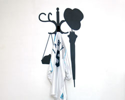 Fab functional wall sticker