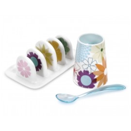 Crazy Daisy breakfast set