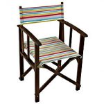 Special offer: stripe directors chair