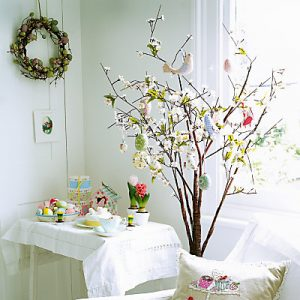 Easter Blossom Paper Tree From John Lewis Fresh Design Blog