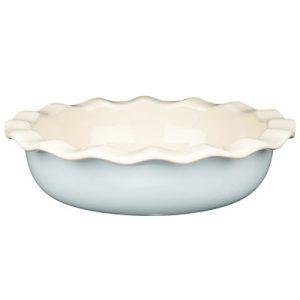 Mini fluted pie dish