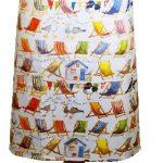 Emma Ball coastal apron