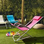 Fabulous rocking deck chairs