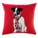 British Jack cushion