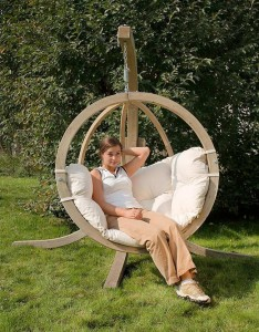 Stylish swing seat