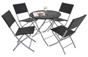 Bargain patio set