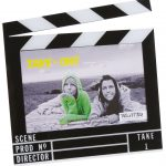 Autumn product preview: Clapperboard photo frame