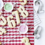 Bargain number cookie cutters set