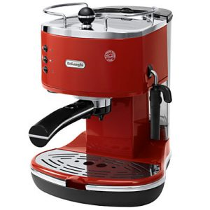 delonghi-red-coffee-maker