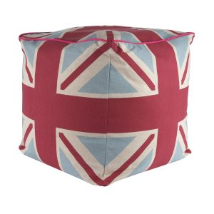 Perch on a Union Jack