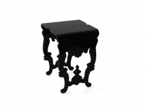 Modern baroque style table from Bouf