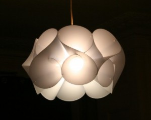 Kaigami contemporary design lights from Bouf