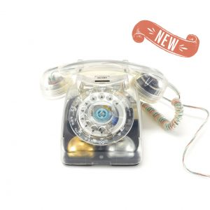 See through telephone from Pedlars