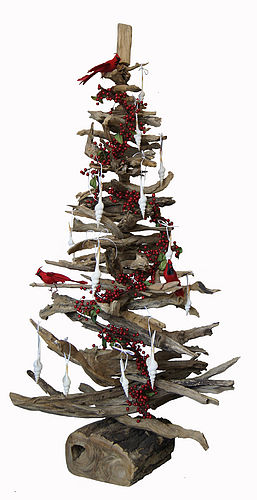 Eco friendly drift wood designer tree