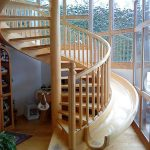 Funky slide staircases: fun and creative stair designs