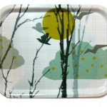 Large autumn tray by Eskil Design