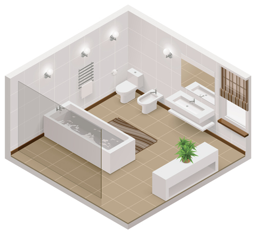 10 of the best free online room layout planner tools for Design your bathroom online free