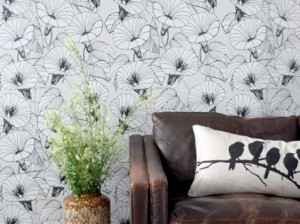 Ferm Living modern contemporary designer wallpaper