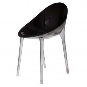 Black Mr Impossible Kartell chair