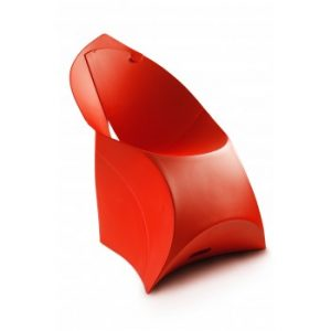 Flux outdoor garden chair