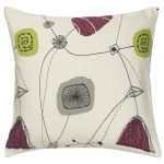 Sanderson Perpetua cushion from John Lewis