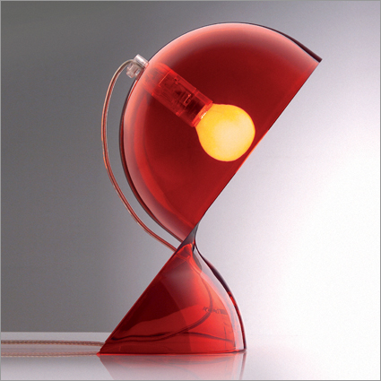 Artemide Dalù table lamp by Vico Magistretti