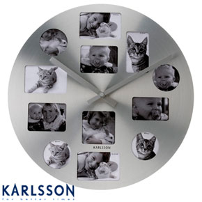 Karlsson photo clock sale bargain