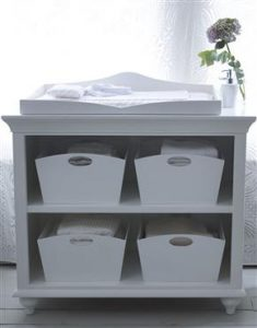 Contemporary white dresser furniture
