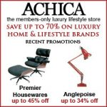 Bambizi designer nursery furniture: Achica special offer