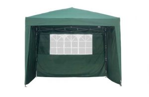 Create shade in your garden with a gazebo