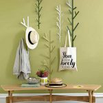 Twig coat hanger from HIVE