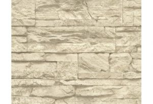Create a stone wall look in your home