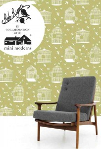 Rob Ryan collaborates with Mini Moderns