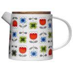 Sagaform Blossom retro teapot